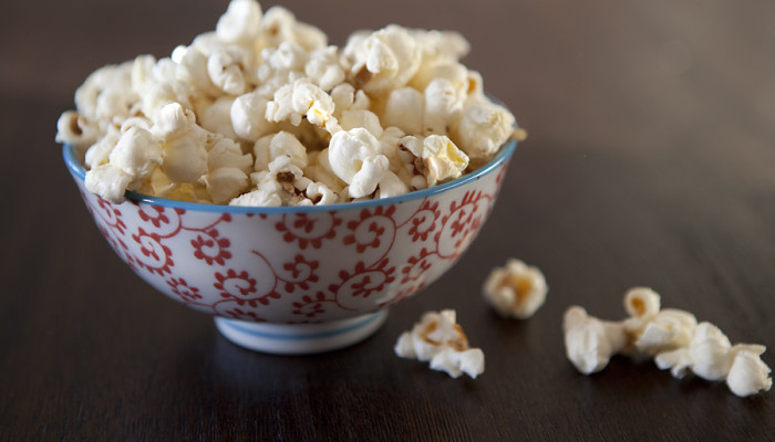 Easy Homemade Popcorn