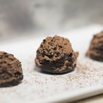 Salted Chocolate Truffles
