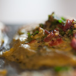 Roasted Red Pepper and Pesto Frittata