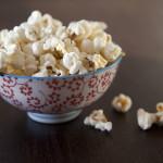 Easy Homemade Popcorn